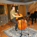"""Recording Double Bass for """"Our God Promises"""""""