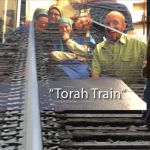 """Torah Train"" new version featuring Jacob Grove on banjo!"