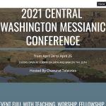 2021 Central Washington Messianic Conference
